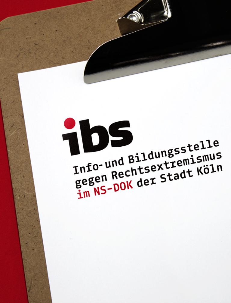 Info- und Bildungsstelle gegen Rechtsextremismus im NS-DOK der Stadt Köln